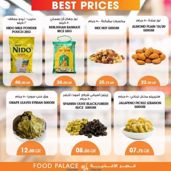 Food Palace Supermarket Best Prices
