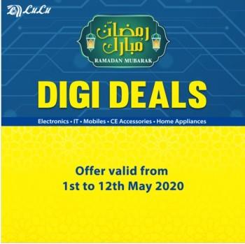 Lulu Hypermarket Online Digi Deals
