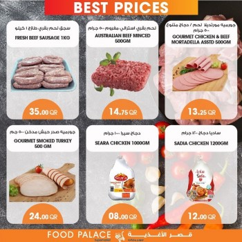 Food Palace Supermarket Weekend Best Prices