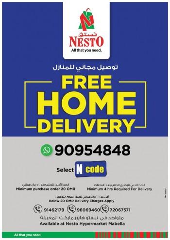 Nesto Hypermarket Ramadan Kareem Offers