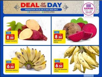 Rawabi Hypermarket Rawabi Hypermarket Deal Of The Day 17 May 2020
