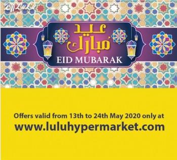 Lulu Eid Mubarak Online Offers