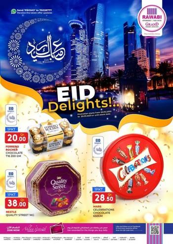 Rawabi Hypermarket Rawabi Hypermarket EID Delights Offers
