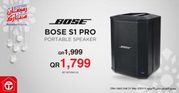 Bose S1 Portable Speaker Best Offer