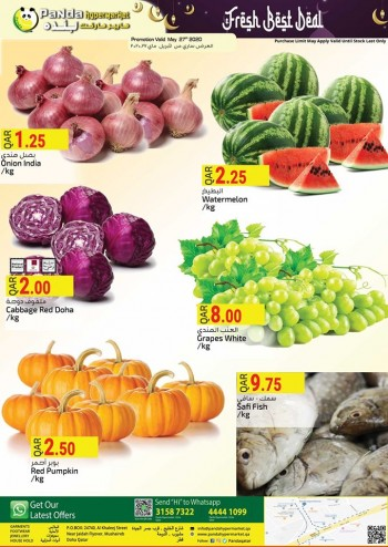Panda Hypermarket Deal Of The Day 27 May 2020