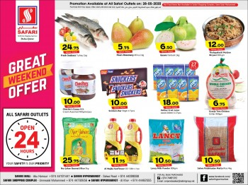 Safari Hypermarket Daily Deals 28 May 2020