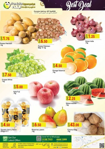 Panda Hypermarket Best Weekend Offers