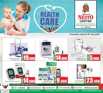 Nesto Nesto Centre Health Care Offers
