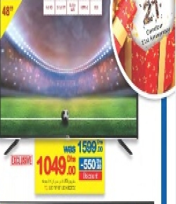 tcl led tv 48 carrefour offers. Black Bedroom Furniture Sets. Home Design Ideas