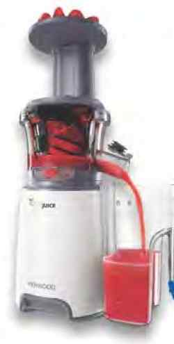 Kenwood Slow Juicer Erfahrungen : Kenwood Slow Juicer Carrefour Offers