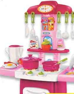 Kitchen play set with sound carrefour offers for Kitchen set offers
