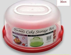 plastic-cake-storage-box-assorted-colors-carrefour & Plastic Cake Storage Box Assorted Colors Carrefour Offers
