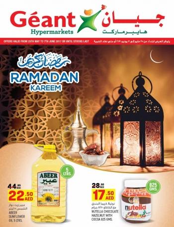 Geant Geant Ramadan Offers