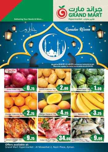 Grand Mart Grand Mart Ramadan Offers