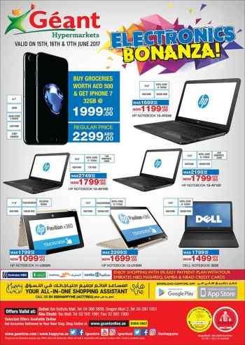 Geant Geant Electronics Bonanza