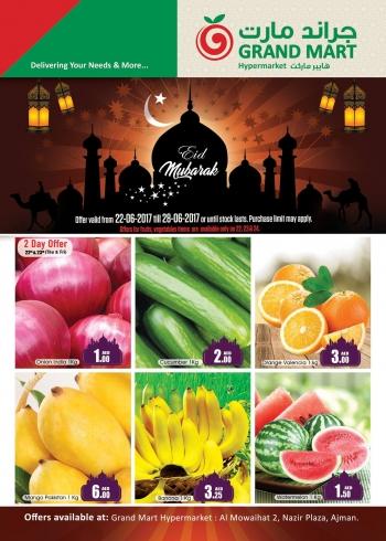 Grand Mart Grand Mart EID Offers
