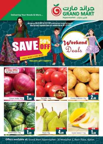 Grand Mart Grand Mart Weekend Deals
