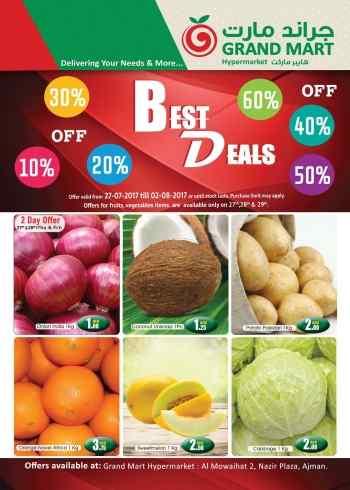 Grand Mart Grand Mart Best Deals
