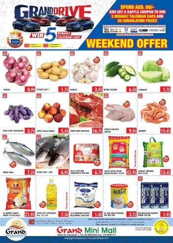Grand Hypermarket Grand Weekend Offers