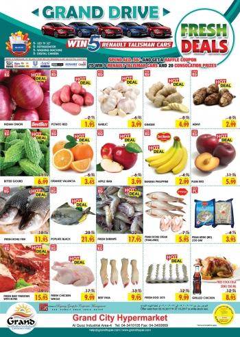 Grand Hypermarket Grand Fresh Deals