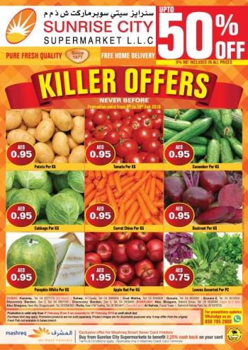 Sunrise City Supermarket Sunrise City Supermarket Killer Offers
