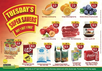 Choithrams Super Savers Offers at Choithrams