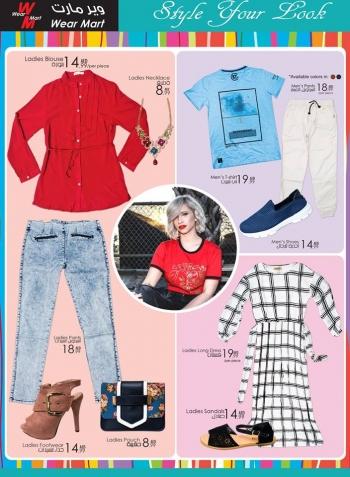 Wear Mart Best Offers at Wear Mart