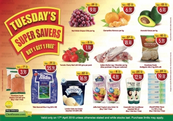 Choithrams Choithrams Tuesday's Super Savers