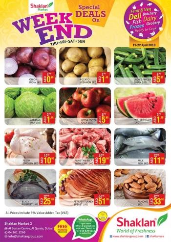 Shaklan Market Weekend Offers at Shaklan Market