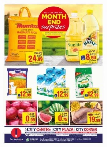 City Centre Supermarket City Centre Supermarket Month End Surprises