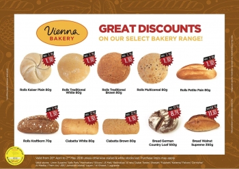 Choithrams Great Discounts on Bakery at Choithrams