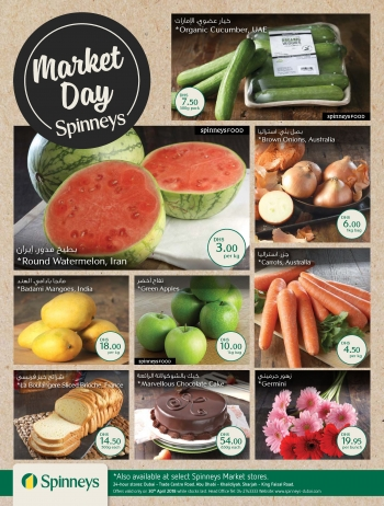 Spinneys Spinneys Market Day Offers 30 April