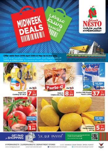 Nesto Midweek Deals at Nesto Hypermarket Butina