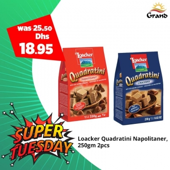 Grand Hypermarket Grand Hypermarket Super Tuesday Deals