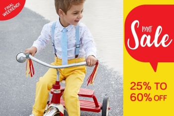 Babyshop Part Sale Offers at Babyshop