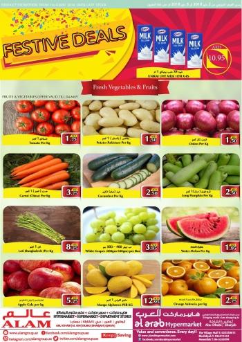 Alam Supermarket Alam Hypermarket Festive Deals