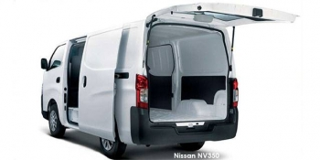Belhasa Car Rental Belhasa Car Rental NISSAN PANEL VAN @ 2650 Per Month