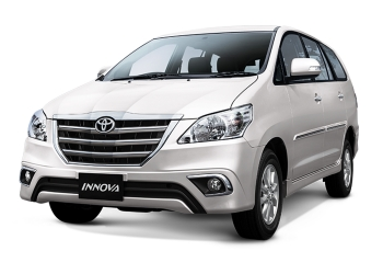 Belhasa Car Rental Belhasa Car Rental TOYOTA INNOVA @ AED 2650 Per Month