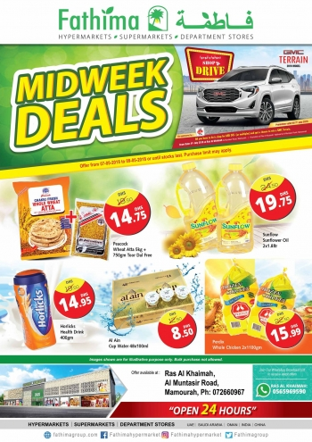 Fathima Exciting Midweek Deals at Fathima Hypermarket