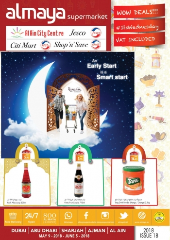 Al Maya Al Maya Supermarket Wow Deals