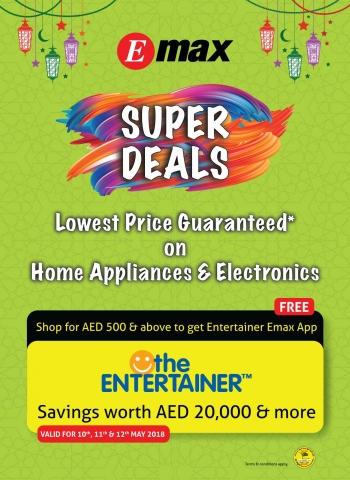 Emax Emax Super Deals