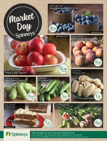 Spinneys Spinneys Market Day Offers 21 May