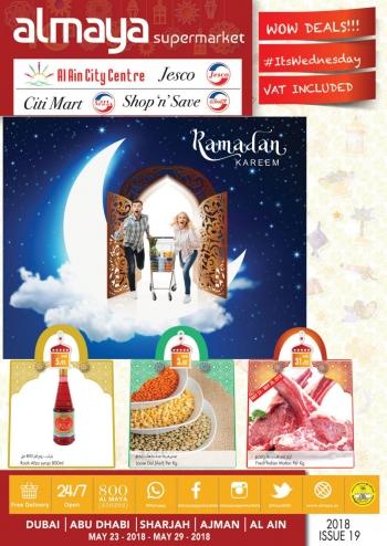 Al Maya Al Maya Supermarket Ramadan Kareem Deals
