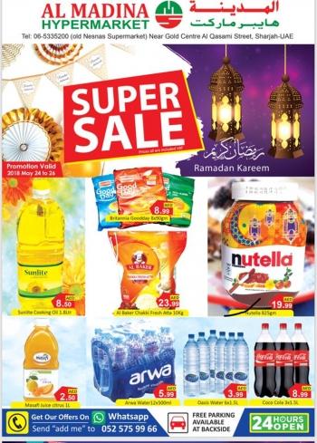 Al Madina Hypermarket Al Madina Hypermarket Ramadan Super Sale