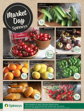Spinneys Spinneys Market Day Offers 28 May
