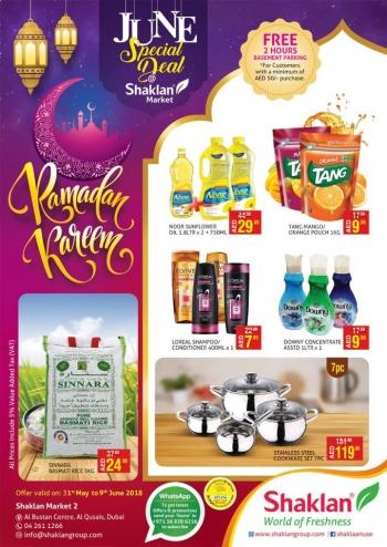 Shaklan Market Shaklan Market June Special Deals