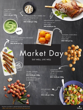 Spinneys Spinneys Market Day Offers 04 June