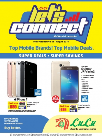 Lulu Lulu Hypermarket Let's Connect Offers