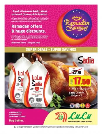 Lulu Lulu Hypermarket Ramadan Huge Discounts