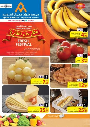 Ajman Markets Co-op Society Ajman Markets Co-op Society Weekend Fresh Festival Deals